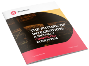 the future of integration white paper cover